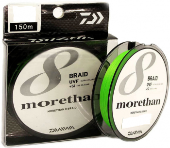 Шнур DAIWA MORETHAN 8 BRAID