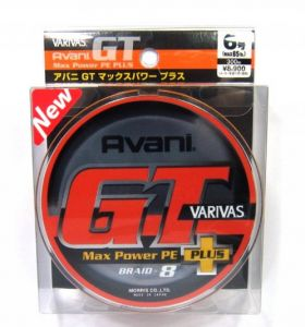 Шнур Varivas Gt Max Power Plus