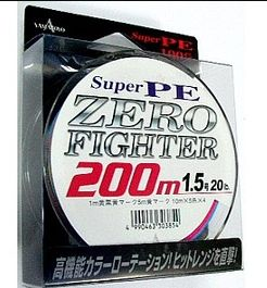 Шнур Yamatoyo Super PE Zero Fighter