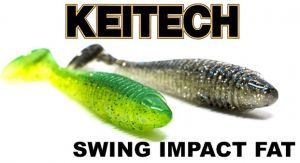 Keitech Swing Impact Fat