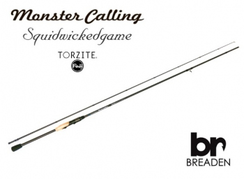 Спиннинг Breaden Monster Calling