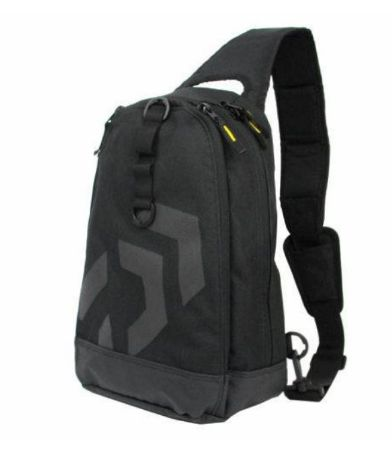Сумка Daiwa One Shoulder Bag (C) черная (арт.40407115141)