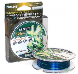 Sunline NEW TAPERED LINE