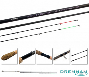 Удилище фидерное Drennan Competition Feeder 12ft 90g