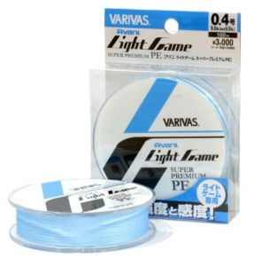 Varivas Light Game Pe