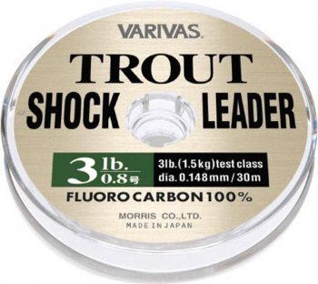 Varivas Trout Shock Leader Fluoro
