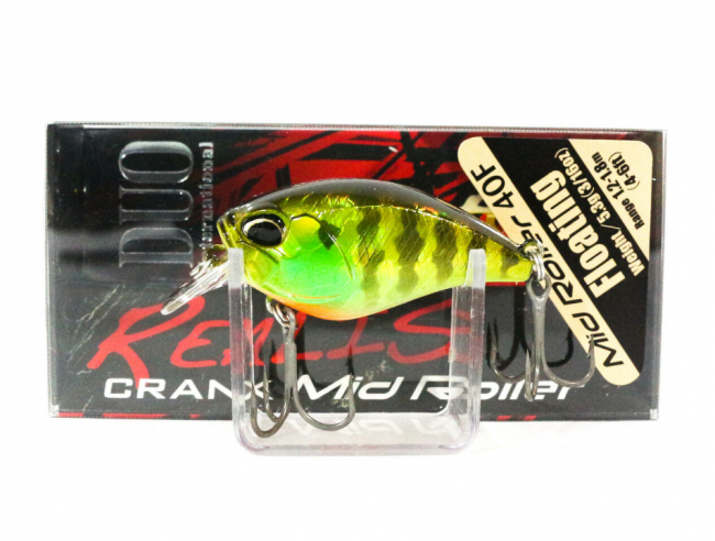 Воблер DUO Realis Crank Mid Roller 40mm 53g AJA3055 Chart Gill Halo