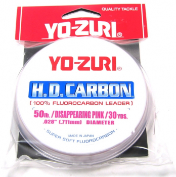 Yo-Zuri HD Carbon Leader Флюорокарбон