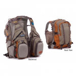 Жилет-рюкзак Fishpond Wildhorse Tech Pack barnwood One Size
