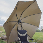 Зонт Korum Graphite Brolly